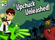 Jeu Upchuck Unleashed Ben 10