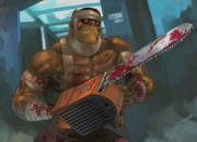 Jeu Zombie Warrior Man 2