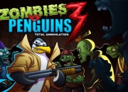 Jeu Zombies vs Penguins 3