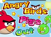 Jeu angry birds pigs out